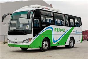 海格罗卡ER8K系列KLQ6812客车