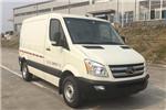 金龙XMQ5041XXY05厢式运输车(柴油国五2-3座)