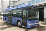 金龙XMQ6850BGBEVM2公交车(纯电动15-30座)