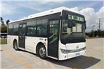 金龙XMQ6802AGBEVL14公交车(纯电动13-27座)
