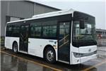 金龙XMQ6850AGBEVL15公交车(纯电动15-30座)