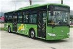 金龙XMQ6106AGBEVL22公交车(纯电动19-40座)
