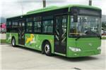金龙XMQ6106AGBEVL25公交车(纯电动19-40座)