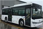 金龙XMQ6810AGBEVL2公交车(纯电动13-26座)