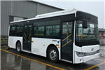 金龙XMQ6810AGBEVL4公交车(纯电动13-26座)