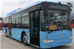 金龙XMQ6127AGBEVL10公交车(纯电动21-46座)