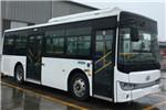 金龙XMQ6850AGBEVL20公交车(纯电动15-30座)