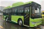 金龙XMQ6850AGCHEVN61插电式公交车(天然气/电混动国六15-30座)