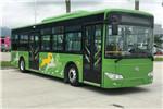 金龙XMQ6106AGBEVL17公交车(纯电动19-40座)