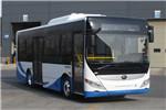 宇通ZK6105CHEVNPG39插电式低入口公交车(天然气/电混动国六19-33座)