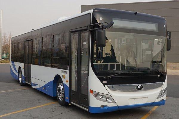 宇通ZK6125BEVG59A公交车(纯电动25-46座)