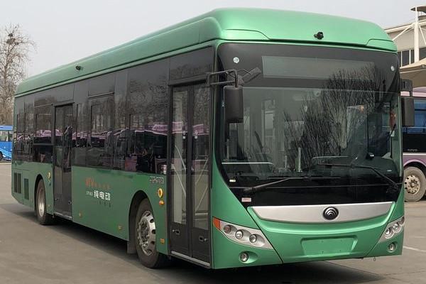 宇通ZK6125BEVG60E低入口公交车(纯电动20-45座)