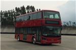 比亚迪BYD6100LSEV1双层公交车(纯电动28-62座)