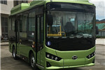 比亚迪BYD6650HZEV2公交车(纯电动10-17座)
