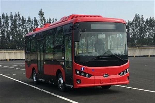 比亚迪BYD6810HZEV1公交车(纯电动11-26座)