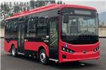 比亚迪BYD6810HZEV10公交车(纯电动13-25座)