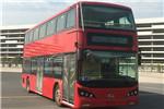 比亚迪BYD6100LSEV4低入口双层公交车(纯电动28-58座)