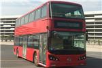 比亚迪BYD6100LSEV3低入口双层公交车(纯电动28-54座)