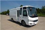 安凯HFF5040XXY5厢式运输车(柴油国五2座)
