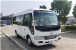 安凯HFF6606KDE6FB客车(柴油国六10-19座)