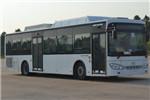 安凯HFF6121G03CHEV-2插电式公交车(天然气/电混动国五25-40座)