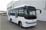 安凯HFF6660GEVB1公交车(纯电动10-25座)