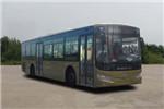 安凯HFF6123G03CHEV-1插电式公交车(柴油/电混动国五25-40座)