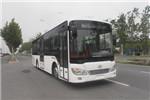 安凯HFF6101G03CHEV-2插电式公交车(天然气/电混动国五10-36座)