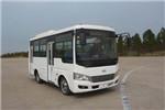 安凯HFF6629GEVB公交车(纯电动10-22座)
