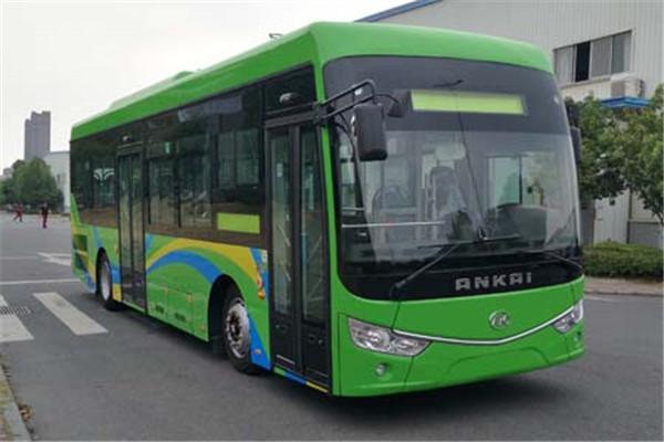 安凯HFF6100G03FCEV公交车(氢燃料电池19-37座)