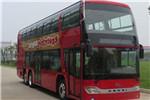 安凯HFF6124GS03EV1双层公交车(纯电动40-70座)