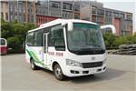 安凯HFF6609KDE6FB客车(柴油国六10-19座)