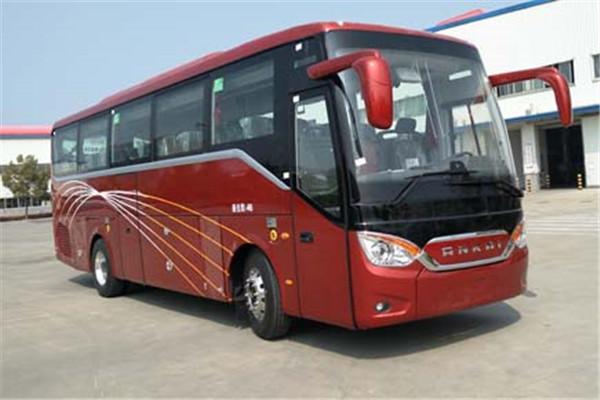 安凯HFF6100A91客车(柴油国五24-46座)
