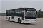 安凯HFF6100G03CHEV-11插电式公交车(柴油/电混动国五18-36座)