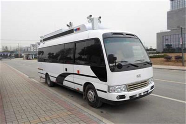 安凯HFF5060XZH5指挥车(柴油国五4-9座)