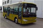 安凯HFF6820G03CHEV-2插电式公交车(天然气/电混动国五15-26座)