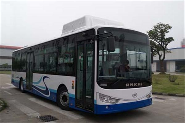 安凯HFF6129G03EV-46公交车(纯电动19-40座)