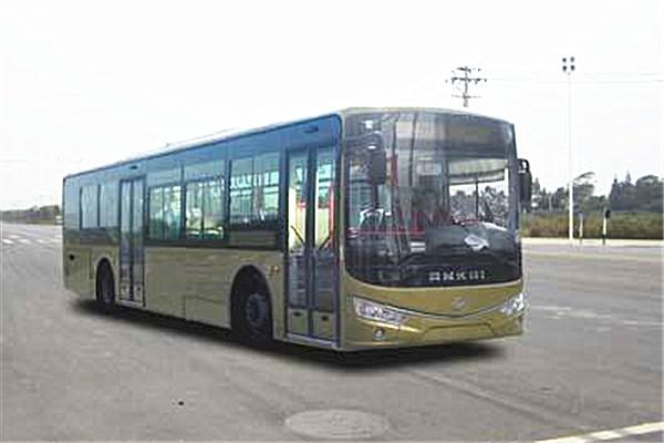 安凯HFF6129G03EV-45公交车(纯电动20-45座)