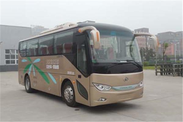 安凯HFF6120K10PHEV-1插电式客车(柴油/电混动国五24-59座)