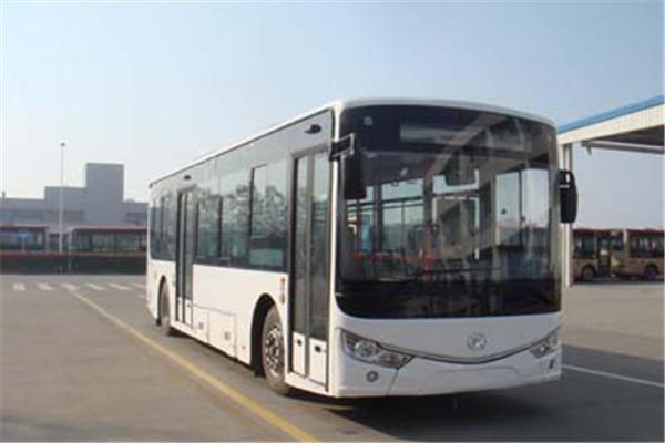 安凯HFF6100G03EV-9公交车(纯电动19-39座)