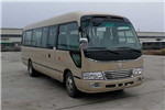 晶马JMV6775CF6客车(柴油国六24-31座)