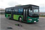 晶马JMV6105GRPHEV1插电式公交车(柴油/电混动国五24-35座)