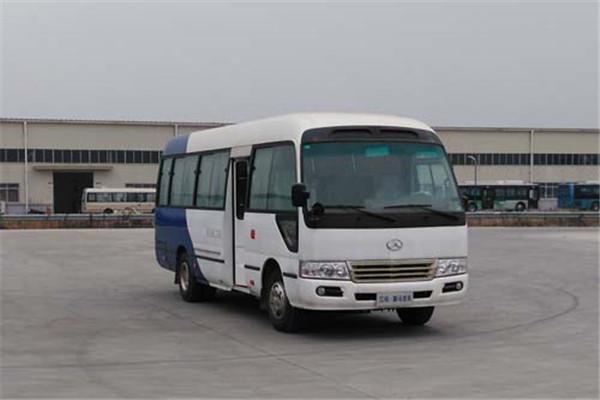 晶马JMV6700BEV客车(纯电动10-23座)