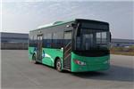 晶马JMV6801GRBEV公交车(纯电动13-30座)