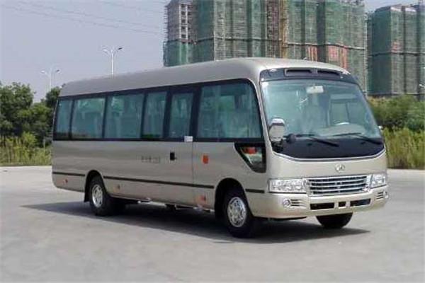 晶马JMV6773CF客车(柴油国五10-23座)