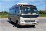 晶马JMV6751CR客车(柴油国五24-28座)