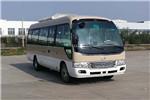 晶马JMV6601BEV客车(纯电动10-19座)