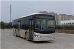 晶马JMV6105GRBEV8公交车(纯电动24-40座)