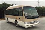 晶马JMV6601GRBEV1公交车(纯电动10-19座)