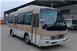 晶马JMV6660GRBEV公交车(纯电动11-24座)